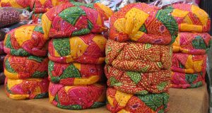 The Colorful Rajasthani Textile Work - Tie and Dye