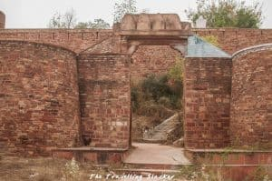 Shergarh Fort of Dholpur city in Rajasthan