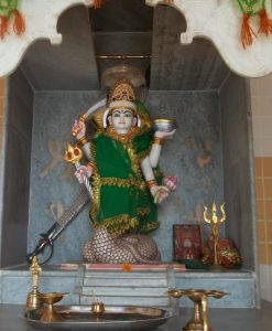 Snake Goddess Temple at Pachpadra tehsil in Barmer