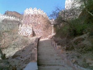 Fort at Siwana city in Barmer