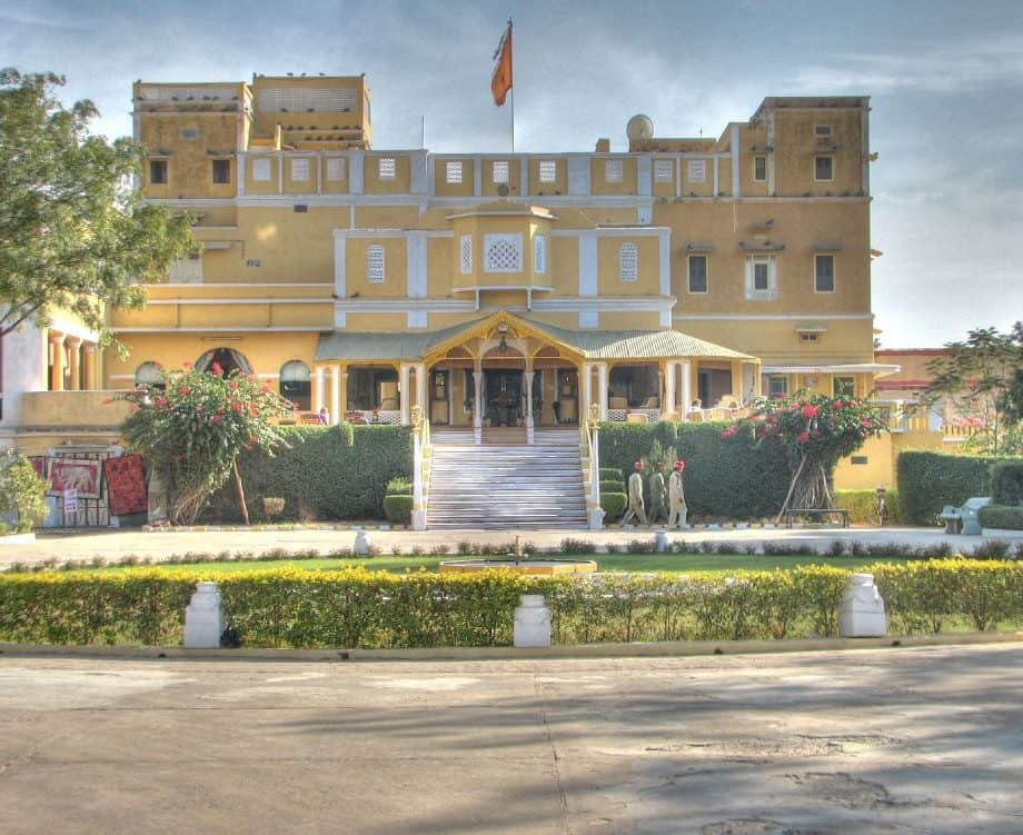 Roop Niwas Kothi at Nawalgarh City in Jhunjhunu, Rajasthan
