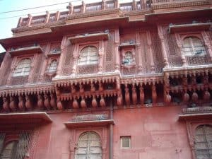 Fort Haveli in Phalodi City, Jodhpur