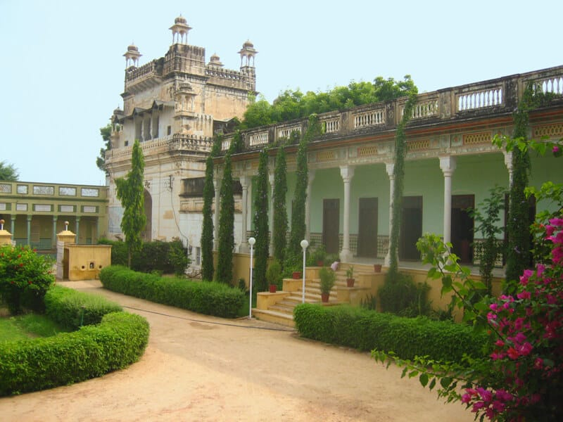 Piramal Haveli at Bagar City in Jhunjhunu, Rajasthan