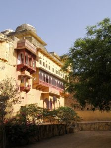 Ramathra Fort at Sapotra City in Karauli, Rajasthan